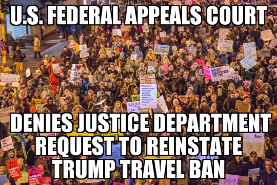 Image result for cartoons about 9th circuit on travel ban