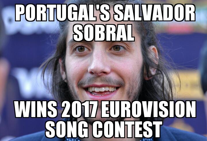 meme2017 05 13 09 37 33 salvador sobral wins eurovision 2017 memenews
