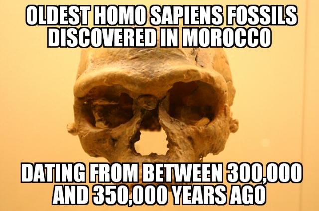 first homo sapiens found - photo #23