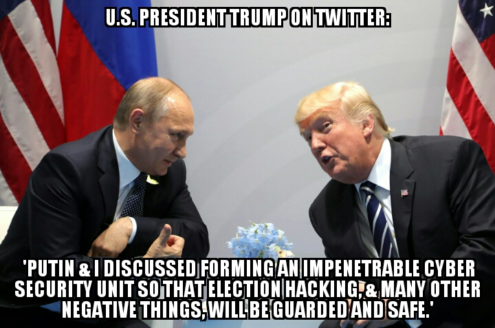 meme2017 07 09 10 44 49 trump, putin discussed forming 'impenetrable cyber security unit