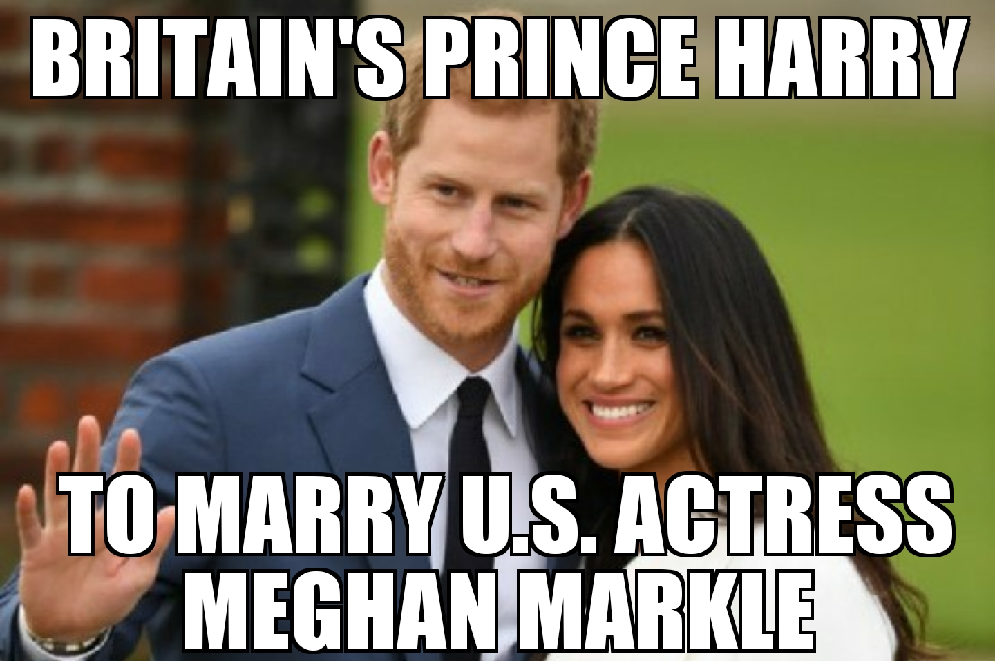 Download Meghan Markle And Prince Harry Memes