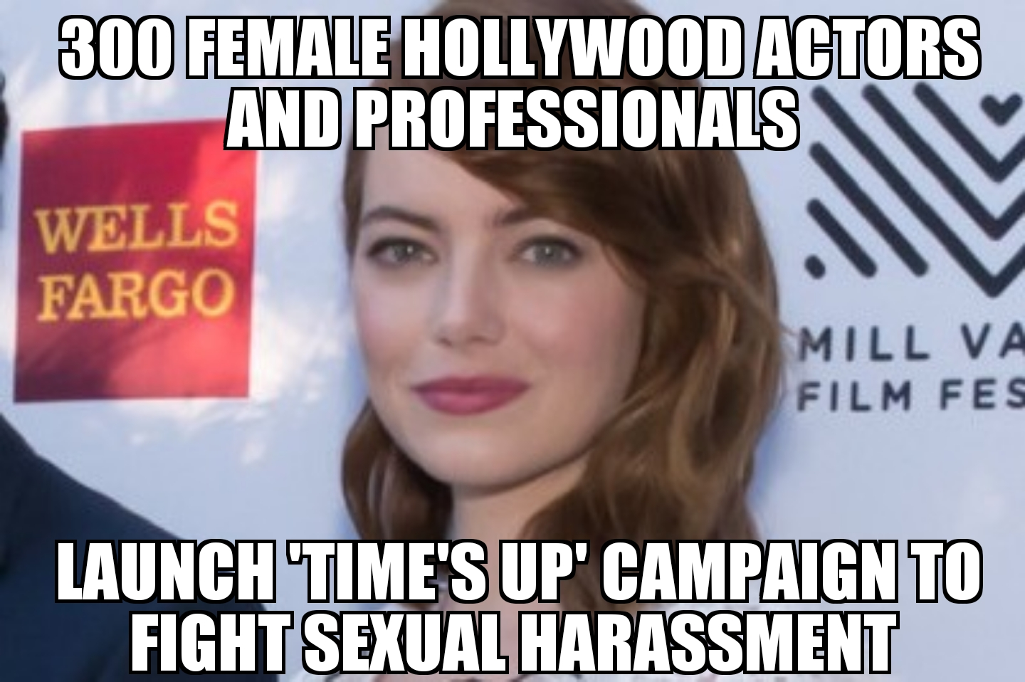 Think, sexual harassment meme about